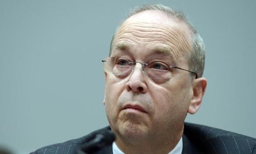 Trợ lý Ngoại trưởng Mỹ về Các vấn đề Đông Á và Thái Bình Dương Daniel Russel. Ảnh: Xinhua.