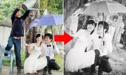 Hậu trường chụp ảnh cưới bá đạo của các cặp đôi
