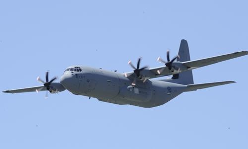 Phi cơ C-130 của Canada. Ảnh: RCAF.