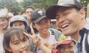 MC Phan Anh công khai 3 tỷ đã chi cứu trợ lũ lụt