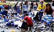 Hội chứng đám đông khiến nhiều người Việt hôi của