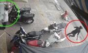 Trộm vứt SH bỏ chạy trối chết vì bị bắt quả tang