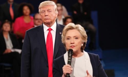 Tỷ lệ cá cược cho người sẽ đắc cử tổng thống Mỹ tăng vọt. Ảnh minh họa: Reuters.