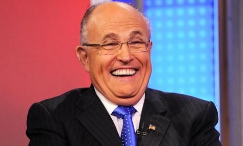 Rudy Giuliani có thể là Giám đốc An ninh quốc gia Mỹ. Ảnh: Telegraph.
