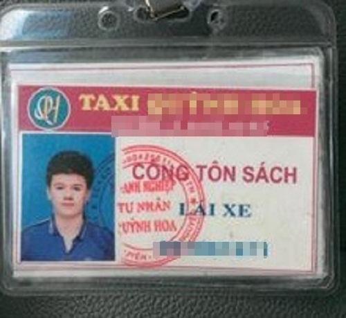 Công Tôn tiên sinh qua Việt Nam làm lái xe.