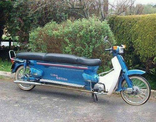 Siêu xe máy.