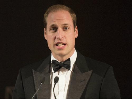 Hoàng tử Anh William, Công tước xứ Cambridge. Ảnh: AFP