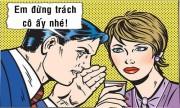 Chồng khuyên vợ cảm thông với người phụ nữ khác