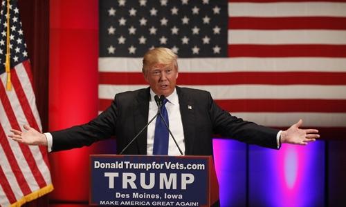 Donald Trump có thể mở vòng tay chào đón vốn đầu tư Trung Quốc. Ảnh: Reuters.