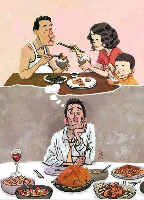 Người giàu cũng khóc.