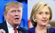 Hillary Clinton dẫn trước Donald Trump 1,5 triệu phiếu phổ thông
