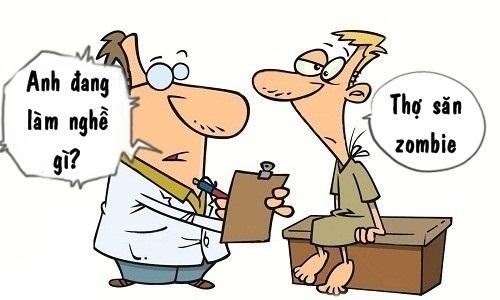 Bác sĩ choáng váng khi biết nghề nghiệp của bệnh nhân -10 truyện cười hot nhất tuần qua