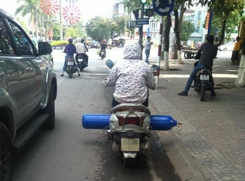 Đẳng cấp mới của ninja Việt Nam.