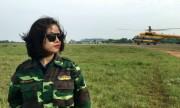 Cô gái Hà Nội nhảy dù từ máy bay độ cao 1.000 mét