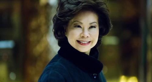 Bà Elaine Chao.