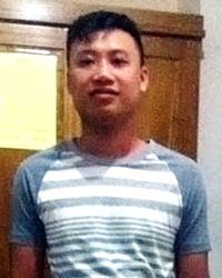Nghi can Bùi Quang Thắng. Ảnh: NLD
