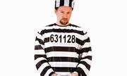 Vì sao quần áo tù nhân lại kẻ sọc trắng đen