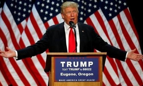 Cá cược trực tuyến bùng nổ vì lễ nhậm chức của Trump