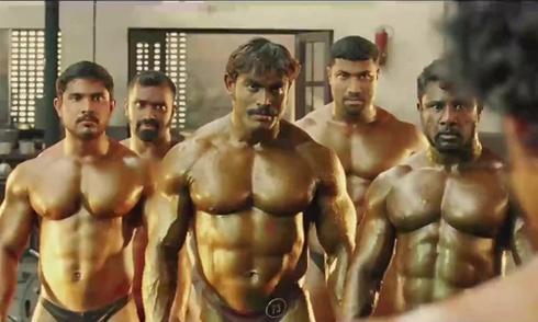 Những màn kỹ xảo không thể nhịn cười trong phim Ấn Độ