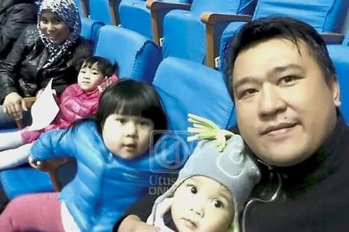 Các công dân Malaysia tại Triều Tiên. Ảnh: