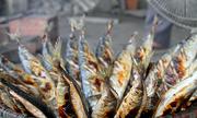 Đặc sản cá nướng nổi tiếng của Hà Tĩnh