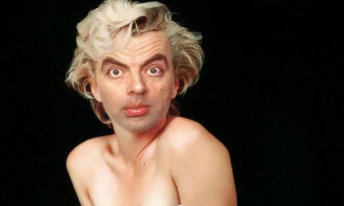 Marilyn Mon-Bean quyến rũ chết người.