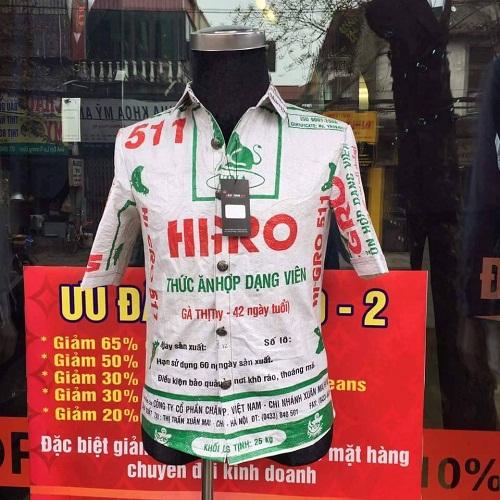 Thương hiệu thời trang mới của Việt Nam.