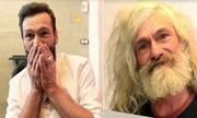 Người vô gia cư 25 năm đổi đời nhờ được cắt tóc miễn phí