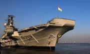 Ấn Độ làm lễ loại biên tàu sân bay cổ nhất thế giới