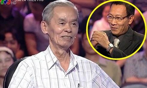 MC Lại Văn Sâm thán phục sự đào hoa của cụ ông 78 tuổi