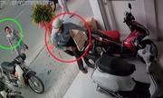 Những tên trộm xe máy bỏ chạy trối chết vì bị bắt quả tang (P3)
