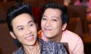 Hoài Linh xin lỗi vụ Trường Giang bỏ diễn vì bị ném chai lên sân khấu