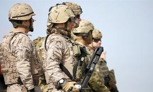 Mỹ tăng cường sự bảo vệ cho lực lượng ở Syria