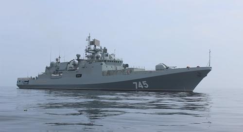 Tàu Đô đốc