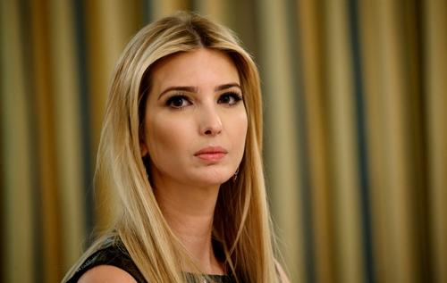 Ivanka Trump, con gái Tổng thống Donald Trump. Ảnh: Reuters.