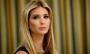 Ivanka có thể đã tác động đến quyết định không kích Syria của Trump