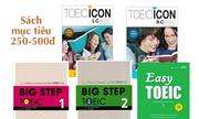 Những đầu sách hữu ích cho người tự học TOEIC