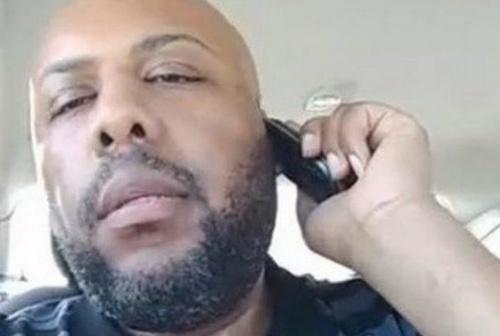 Steve Stephens, người đăng video bắn chết cụ già lên Facebook. Ảnh: CrimeOnline