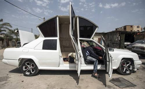 tho-co-khi-dung-limousine-tu-5-xe-khac-nhau