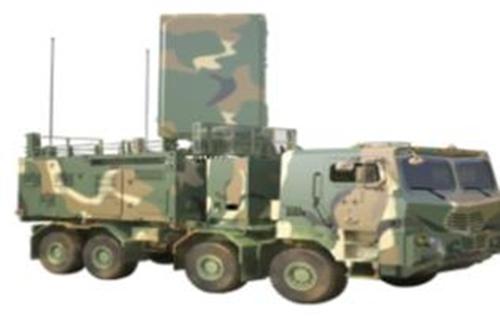 Bản mẫu hệ thống radar Hàn Quốc sẽ được đưa vào vận hành vào năm tới. Đồ họa: Yonhap
