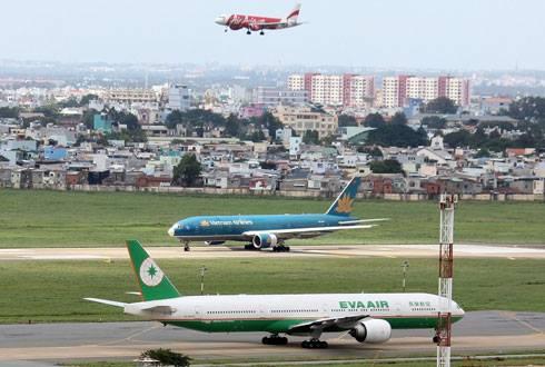 Hơn 19.000 tỷ đồng mở rộng sân bay Tân Sơn Nhất
