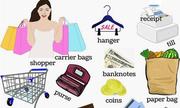 Cách nói các đồ vật trong siêu thị bằng tiếng Anh