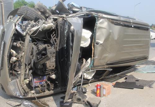 Gần 100 người chết do tai nạn giao thông trong 4 ngày nghỉ lễ