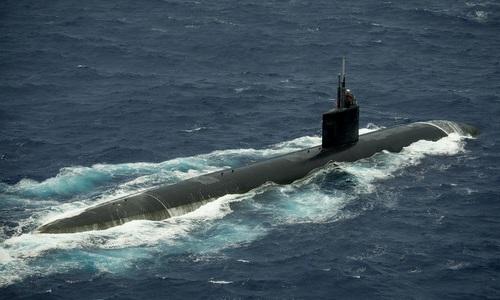 Mỹ triển khai tàu ngầm mang tên lửa Tomahawk thứ hai tới gần Triều Tiên