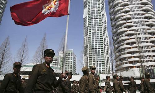 Trung Quốc có thể đã kêu gọi công dân ở Triều Tiên về nước