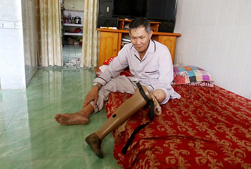 Cựu phu trầm, ông Huỳnh Văn Phát