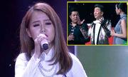 Cô gái hát Bolero khiến Quang Lê và Mr. Đàm điêu đứng