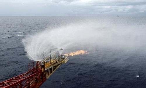 Băng cháy có thể trở thành nhiên liệu phổ biến trong tương lai