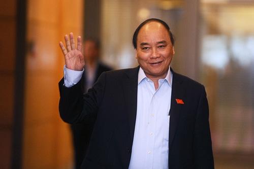 Thủ tướng Nguyễn Xuân Phúc. Ảnh: