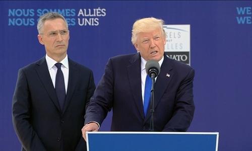 Bài phát biểu khiến NATO bất an của ông Trump